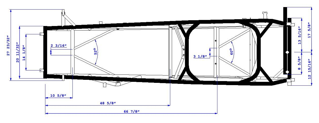 Quarter midget chassis plans