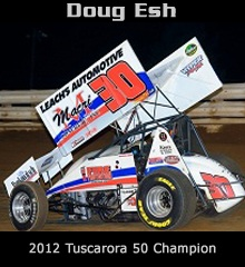 Doug Esh XXX Sprint Car Chassis