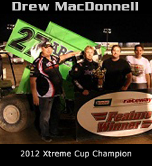 Drew MacDonnell XXX Sprint Car Chassis
