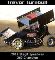 Trever Turnbull XXX Sprint Car Chassis