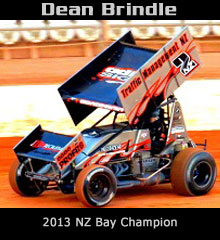 Dean Brindle XXX Sprint Car Chassis