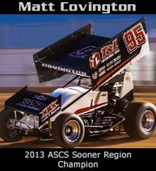 Matt Covington XXX Sprint Car Chassis