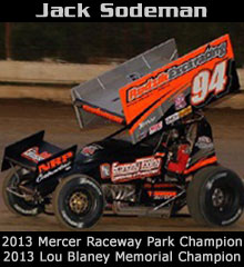 Jack Sodeman XXX Sprint Car Chassis