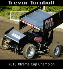 Trevor Turnbull XXX Sprint Car Chassis
