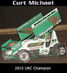 Curt Michael Sprint Car Chassis