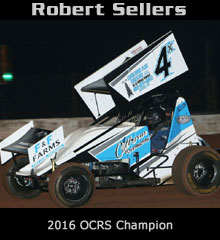 Robert Sellers XXX Sprint Car Chassis