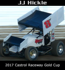 JJ Hickle XXX Sprint Car Chassis