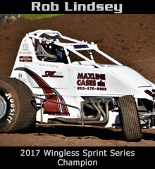 Rob Lindsey XXX Sprint Car Chassis