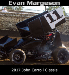 Evan Margeson XXX Sprint Car Chassis