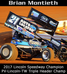Brian Montieth Sprint Car Chassis
