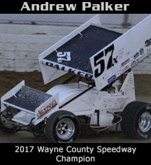 Andrew Palker XXX Sprint Car Chassis