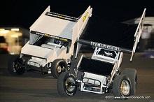 Aaron Reutzel Sprint Car Chassis
