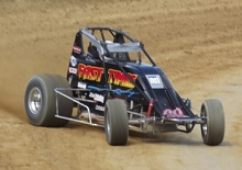 Adam Wakleling Sprint Car Chassis
