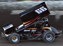 Barry Martinez Sprint Car Chassis
