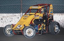 Blake Hahn Midget Chassis