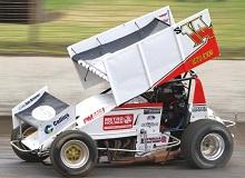 Brendan Quinn Sprint Car Chassis