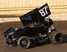 Brian McClelland Sprint Car Chassis