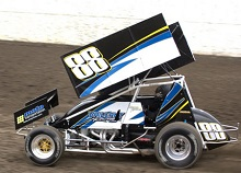 Brock Lemley xxx sprint Car Chassis