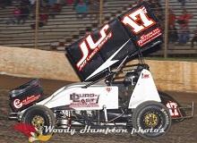 Cody Gardner XXX sprint car Chassis