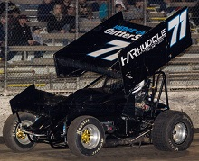 Colin Baker 2014 Sprint Car Chassis