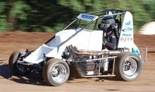 Derek Holmwood xxx Midget Chassis