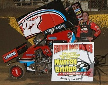 Dylan Willsher XXX 600 mini sprint Chassis