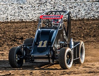 Evan Margeson Midget Chassis