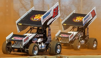 Friddie Rahmer and Brandon Rahmer Sprint Car Chassis