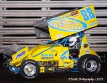 J Kinder Sprint Car Chassis