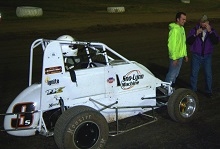 Jared Peterson XXX Midget Chassis