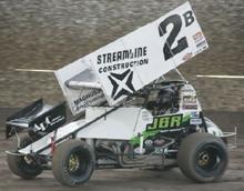 Jeremy Burt XXX sprint car Chassis