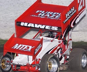Jeremy Hawes Sprint Car Chassis