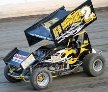 Kevin Ingle xxx sprint car Chassis