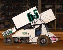 niki young XXX sprint car Chassis