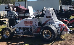 Rob Lindsey Sprint Car Chassis