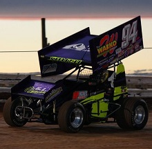 Ryan Smith Sprint Car Chassis