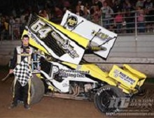Scotty Thiel XXX sprint car Chassis