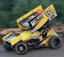 Scotty Thiel Sprint Car Chassis