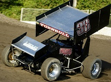 Trevor Turnbull sprint car Chassis