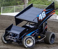 Zach McCabe Sprint Car Chassis
