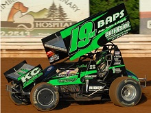 brent marks xxx sprint Car Chassis