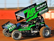 brent marks Sprint Car Chassis