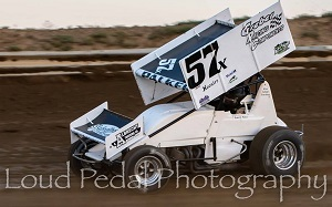 Andrew Palker Sprint Car Chassis
