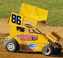 Andy Bradley Mini Sprint Chassis