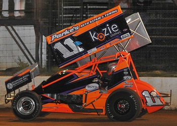 Austin Bishop Sprint Car Chassis