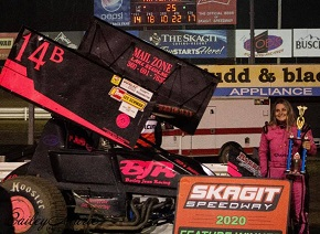 Bailey Sucich Sprint Car Chassis