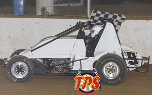 Ben Harris Sprint Car Chassis