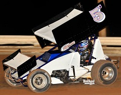 Billy Chester Sprint Car Chassis