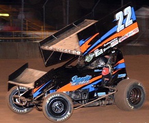 Brandon Spithaler Sprint Car Chassis
