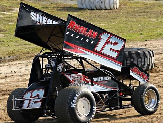 Brent Shearer Sprint Car Chassis